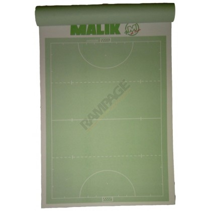 Malik Блок листове с терен